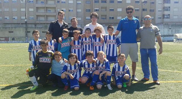 Futebol: Juniores e infantis, a uma vitoria da conquista da prova extra