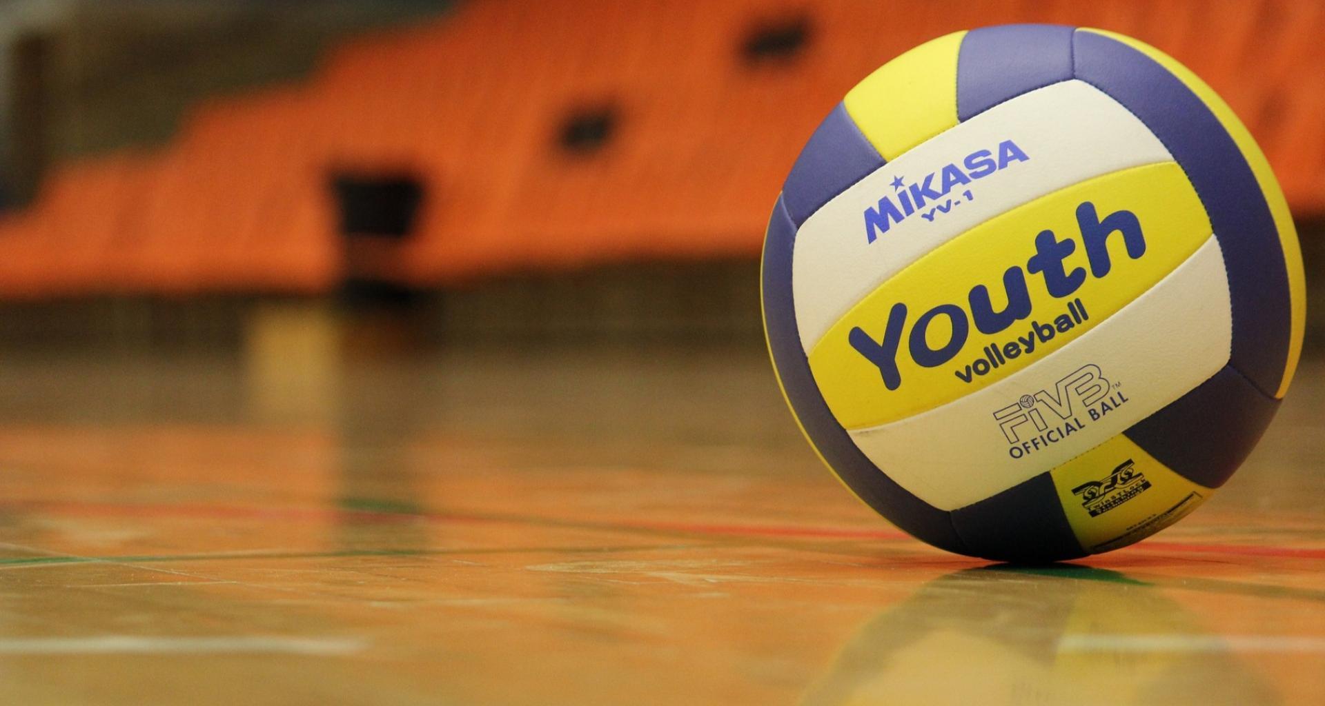 Voleibol – Periodo de 1 a 4 de Novembro de 2018