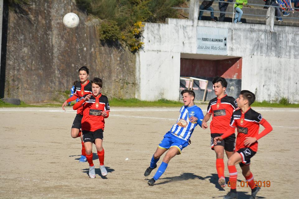 Futebol – Período de 5 e 6 de Janeiro de 2019
