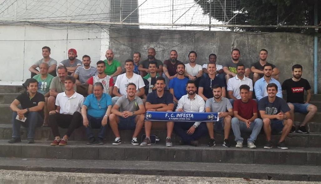 Infesta deu inicio à pré-temporada 2019/20